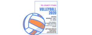 High School Volleyball 2020