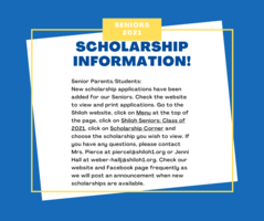 New Senior Scholarships Added