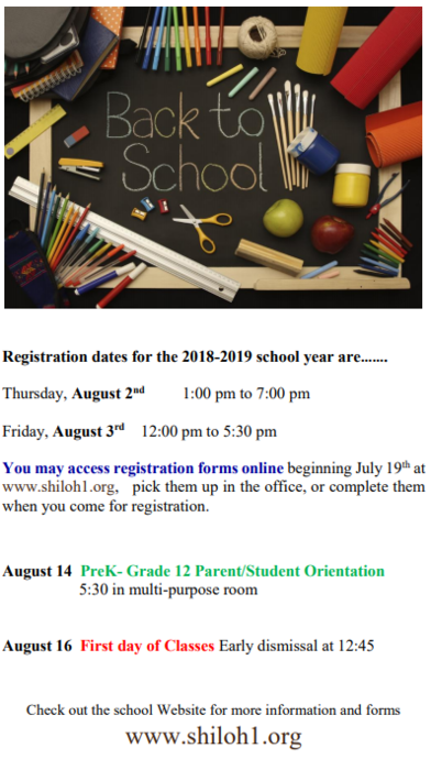 Registration Flier