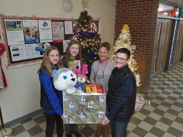 Jr. Beta Toy Drive